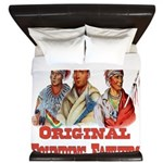 Original Founding Fathers King Duvet