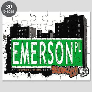 EMERSON PL, BROOKLYN, NYC Puzzle