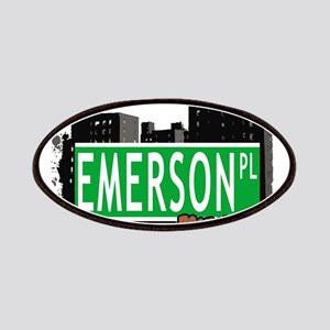 EMERSON PL, BROOKLYN, NYC Patches