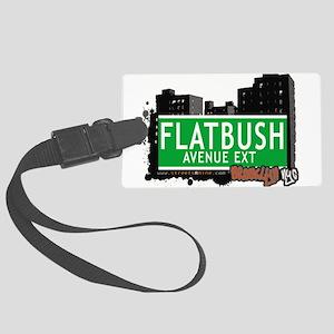 FLATBUSH AVENUE EXT, BROOKLYN, NYC Large Luggage T