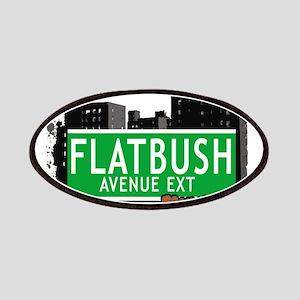 FLATBUSH AVENUE EXT, BROOKLYN, NYC Patches