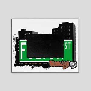FULTON ST, BROOKLYN, NYC Picture Frame