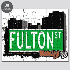 FULTON ST, BROOKLYN, NYC Puzzle