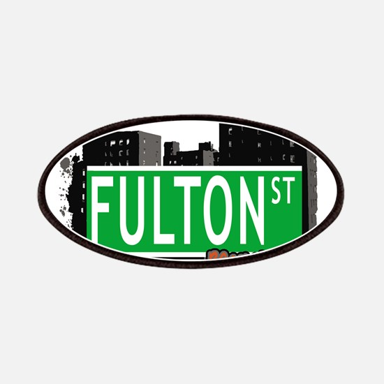 FULTON ST, BROOKLYN, NYC Patches