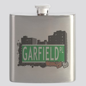 GARFIELD PL, BROOKLYN, NYC Flask
