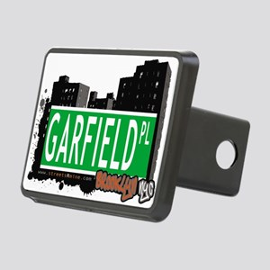 GARFIELD PL, BROOKLYN, NYC Rectangular Hitch Cover