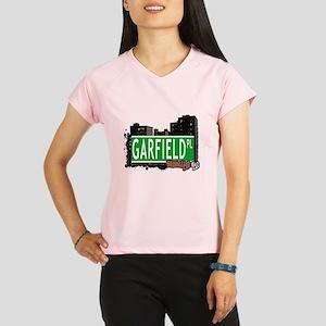 GARFIELD PL, BROOKLYN, NYC Performance Dry T-Shirt