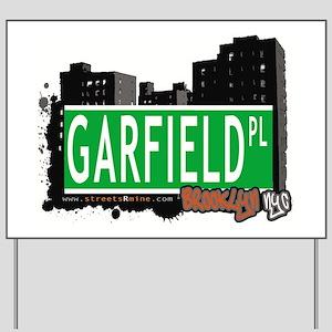 GARFIELD PL, BROOKLYN, NYC Yard Sign