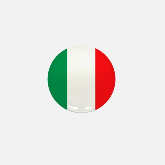 Flag of Italy Mini Button