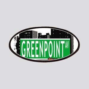GREENPOINT AV, BROOKLYN, NYC Patches