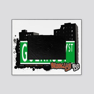 GUERNSEY ST, BROOKLYN, NYC Picture Frame