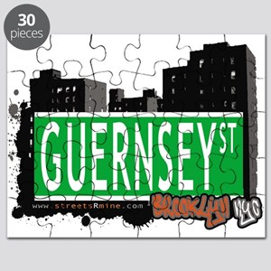 GUERNSEY ST, BROOKLYN, NYC Puzzle