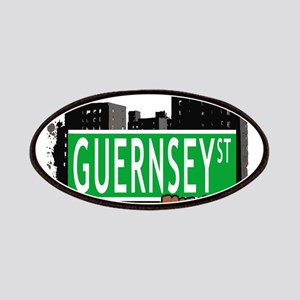 GUERNSEY ST, BROOKLYN, NYC Patches