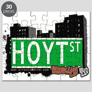HOYT ST, BROOKLYN, NYC Puzzle