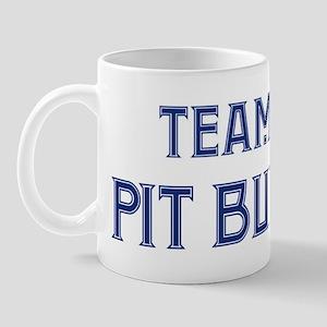 Team Pit Bull Mug
