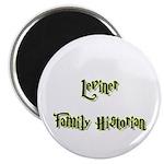 Leviner Family Historian Magnet