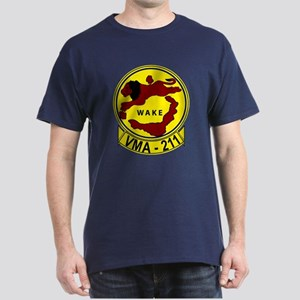 VMA 211 W Island Avengers Dark T-Shirt