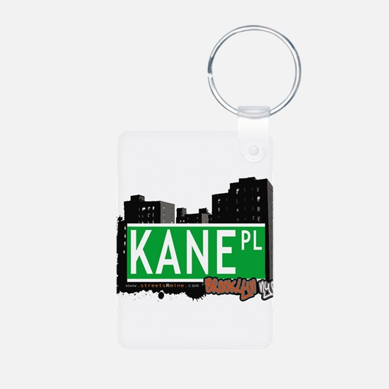 KANE PL, BROOKLYN, NYC Keychains