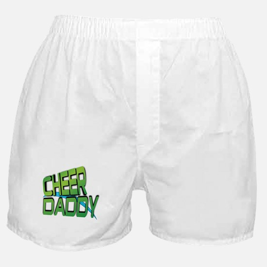 Cheer Daddy Boxer Shorts
