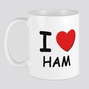 I love ham Mug