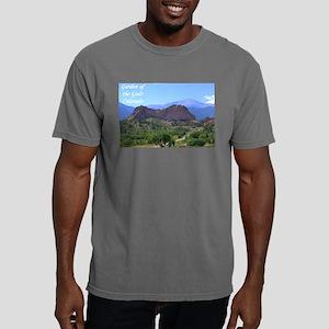Garden of the Gods #6 Mens Comfort Colors Shirt