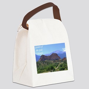 Garden of the Gods #6 Canvas Lunch Bag