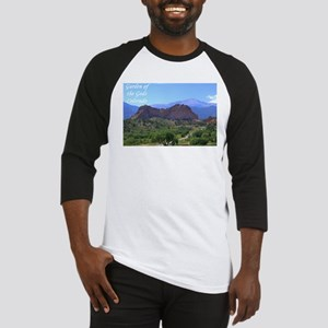 Garden of the Gods #6 Baseball Tee