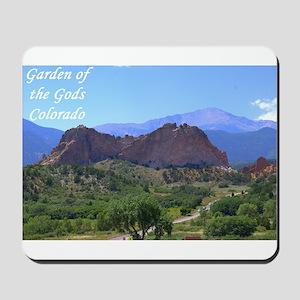 Garden of the Gods #6 Mousepad