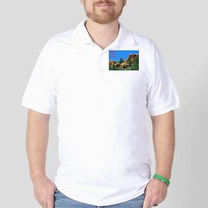 Garden of the Gods #12 Polo Shirt