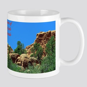 Garden of the Gods #12 11 oz Ceramic Mug