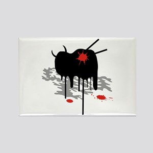 Spanish Custom Rectangle Magnet (100 pack)