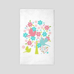 Blossom Tree 3'x5' Area Rug
