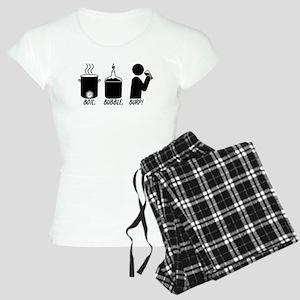 Boil. Bubble. Burp! Pajamas