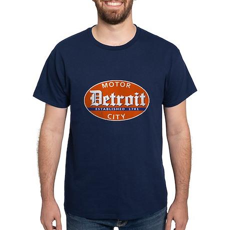 Vintage Detroit, Motor City T-Shirt