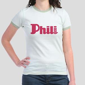 Jr. Phili Chick Ringer T-Shirt