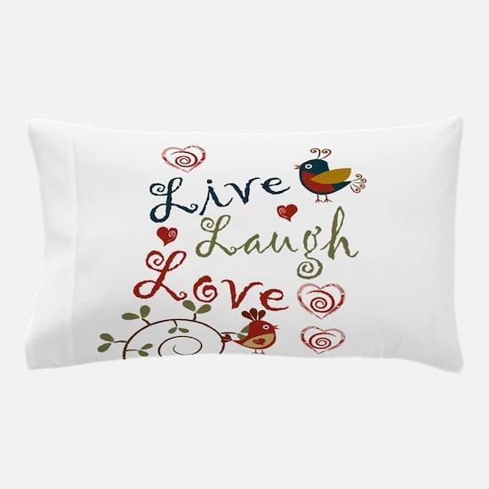 Love Birds Pillow Case