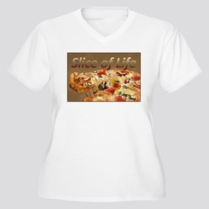 Slice of Life Plus Size T-Shirt