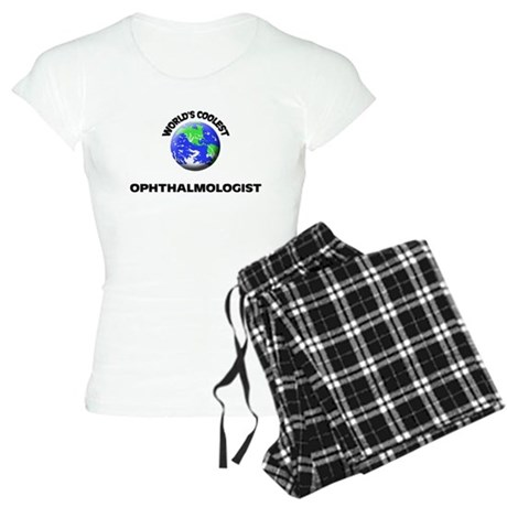 World's Coolest Ophthalmologist Pajamas