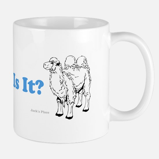 What Day Is It Mug