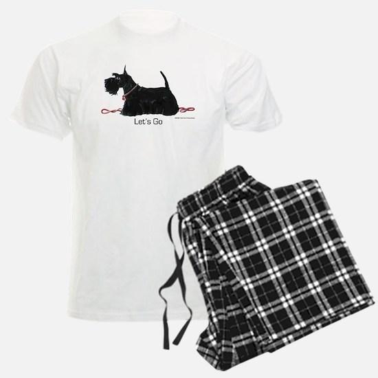 Scottie Let's Go! Pajamas