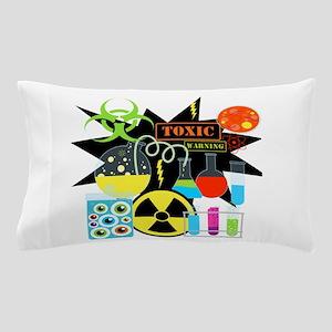 Mad Scientist Pillow Case