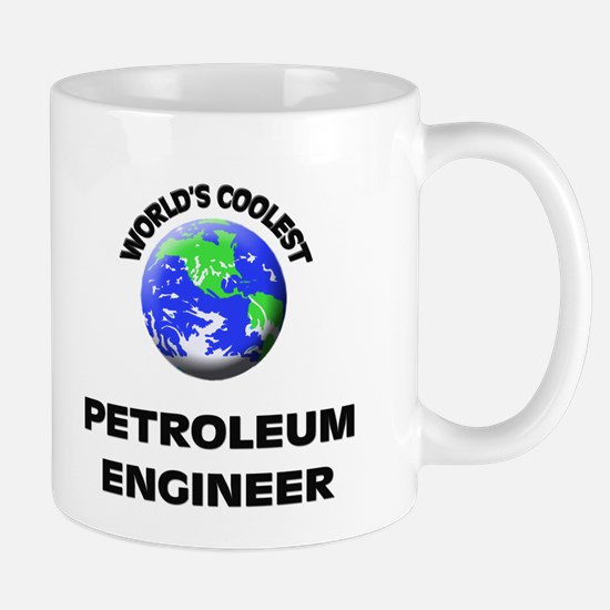 World's Coolest Petroleum Engineer Mug