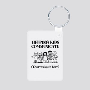 Helping Kids Communicate Keychains