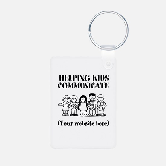 Helping Kids Communicate Keychains