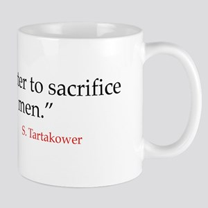 Mug - Chess master S. Tartakower quote