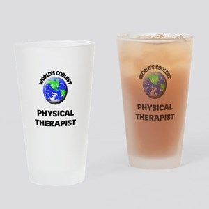 World's Coolest Physical Therapist Drinking Glass