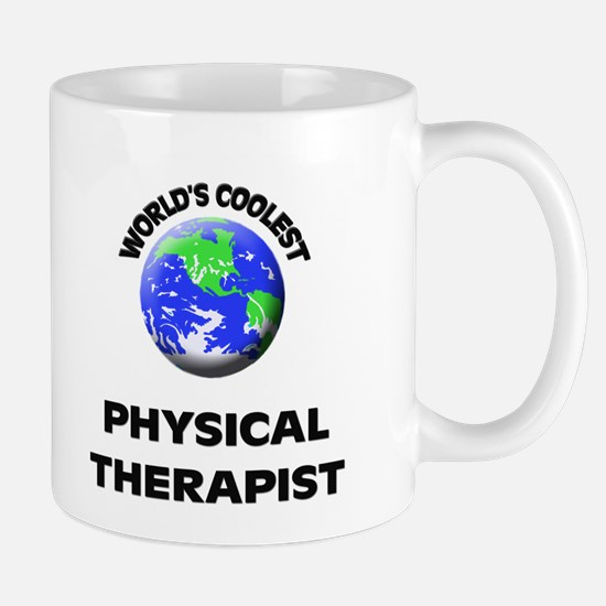 World's Coolest Physical Therapist Mug