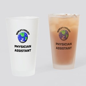 World's Coolest Physician Assistant Drinking Glass