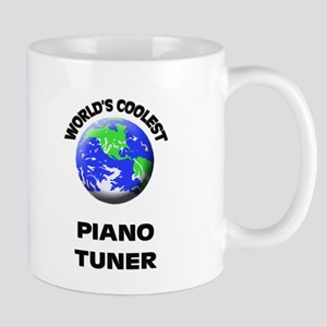 World's Coolest Piano Tuner Mug