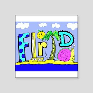 Design #38 Sticker